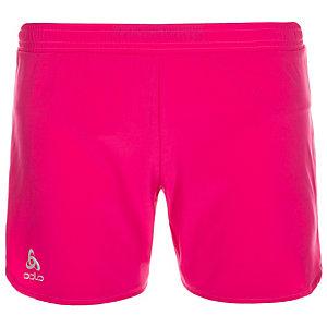 Odlo Swing Laufshorts Damen pink