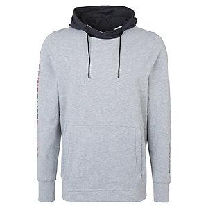 Reebok CrossFit Fleece Hoodie Herren grau / schwarz