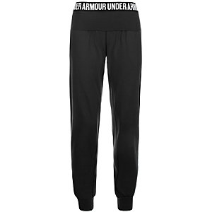 Under Armour AllSeasonGear Downtown Knit Jogger Trainingshose Damen schwarz / anthrazit