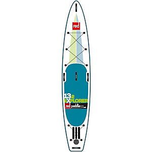 "Red Paddle 13'2"" Explorer SUP Board weiß"