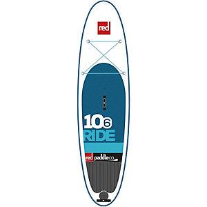 "Red Paddle 10'6"" Ride Windsup SUP Board weiß/blau"