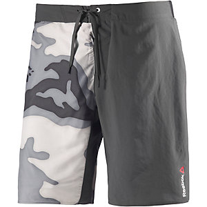 Reebok One Series 2in1 Funktionsshorts Herren schwarz/camo