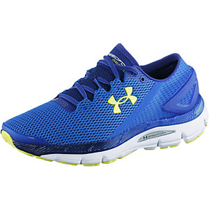 Under Armour Speedform Gemini 2.1 Laufschuhe Herren blau/gelb