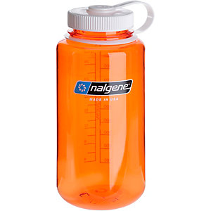 Nalgene Everyday Weithals Trinkflasche orange