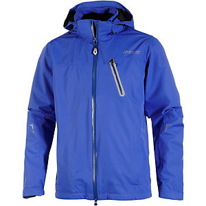 Maier Sports Tour Cycle Regenjacke Herren blau