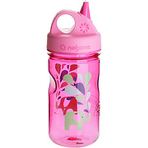 Nalgene Everyday Grip-N-Gulp Trinkflasche Kinder pink