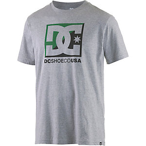 DC Crosscloud Printshirt Herren graumelange