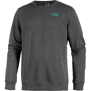 The North Face Mountain Sweatshirt Herren grau