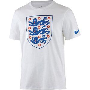 Nike England EM 2016 Fanshirt Herren weiß