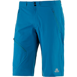 Mountain Equipment Comici Softshellshorts Herren blau