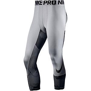 Nike Pro Hypercool Lauftights Herren grau