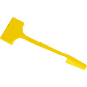 SALEWA Pick Guard Schutzkappe für Eisgeräte gelb