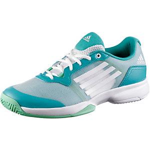 adidas Sonic Court w Tennisschuhe Damen grün/türkis