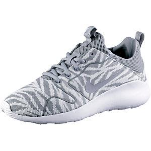Nike WMNS Kaishi 2.0 KJCRD Print Sneaker Damen Grau