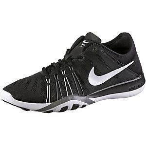 Nike Free Trainer 6 Fitnessschuhe Damen schwarz