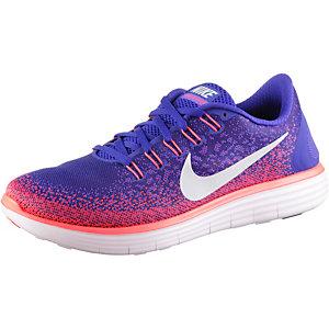 Nike Free RN Distance Laufschuhe Herren lilablau