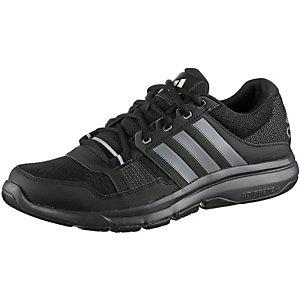 adidas Gym Warrior .2 Hallenschuhe Herren schwarz