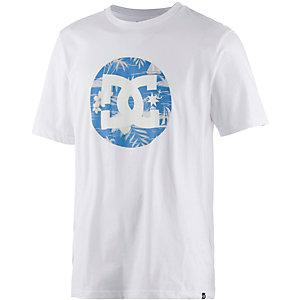 DC Cruiser Island Printshirt Herren weiß