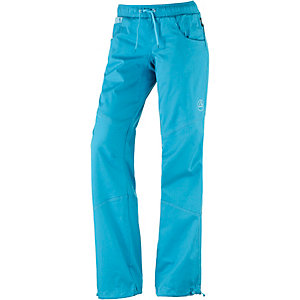 La Sportiva Kalymnos Kletterhose Damen blau