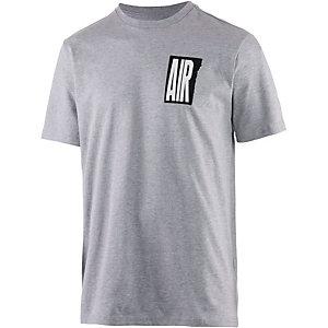 Burton Retro Air Printshirt Herren graumelange