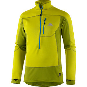 Mountain Equipment Eclipse Fleeceshirt Herren lemon