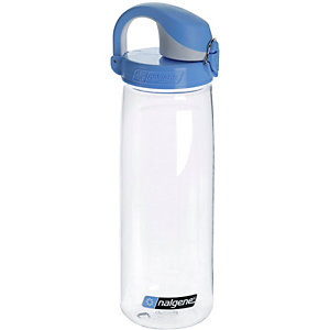 Nalgene Everyday OFT Trinkflasche transparent/blau