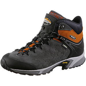 MEINDL Air Revolution 1.7 Wanderschuhe Herren grau/orange