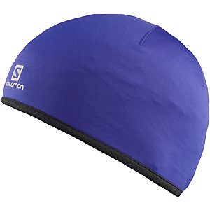 Salomon Active Warm Beanie lilablau