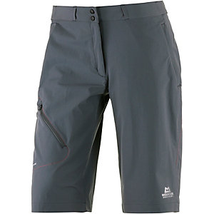 Mountain Equipment Comici Funktionsshorts Damen grau