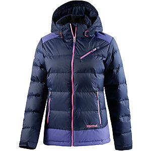 marmot sling shot skijacke damen blau lila im online shop von sportscheck kaufen. Black Bedroom Furniture Sets. Home Design Ideas