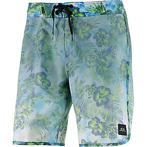 Oakley Transducer Shorts Herren türkis/allover
