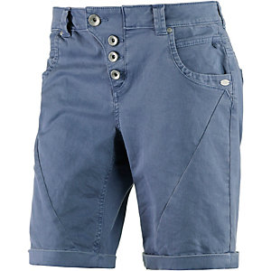 TOM TAILOR Shorts Damen blaugrau