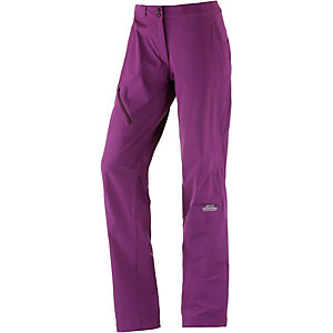 Mountain Equipment Comici Softshellhose Damen lila