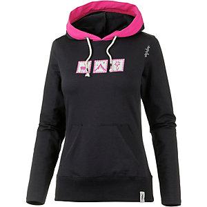 Chillaz Gia Sweatshirt Damen schwarz