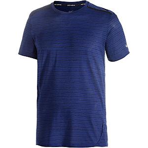 Nike Dri-Fit Cool Tailwind Laufshirt Herren dunkelblau