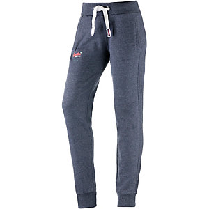 Superdry Sweathose Damen blau