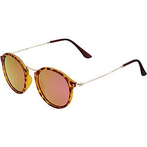 MasterDis Spy Sonnenbrille havanna-rose