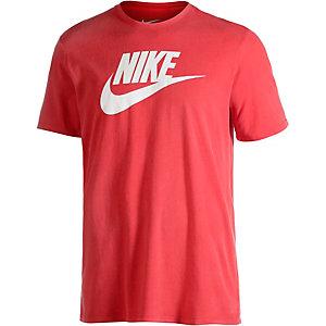 Nike Solstice Futura Printshirt Herren rot