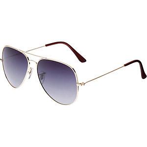 MasterDis PureAv Sonnenbrille gold