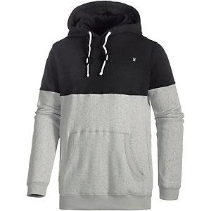 Hurley Ivade Millde Sweatshirt Herren schwarz/graumelange