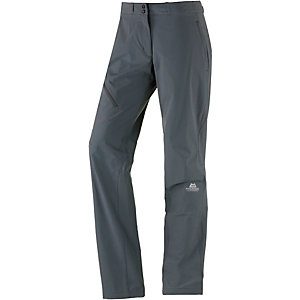 Mountain Equipment Comici Softshellhose Damen grau