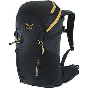SALEWA Ascent 22S Wanderrucksack schwarz