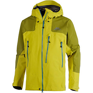 Mountain Equipment Lhotse Hardshelljacke Herren gelb