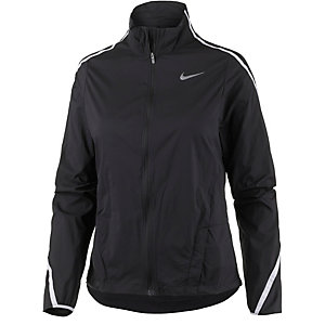 Nike Impossibly Light Laufjacke Damen schwarz