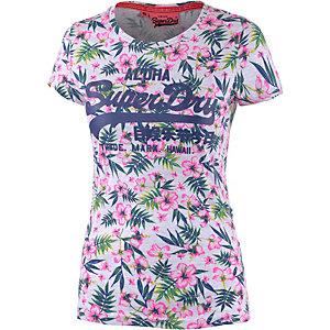 Superdry Printshirt Damen bunt