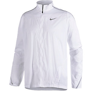 Nike Impossibly Laufjacke Herren weiß/grau