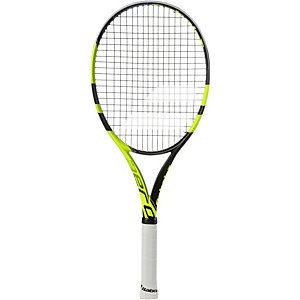 Babolat Pure Aero LITE GT STRUNG Tennisschläger schwarz/gelb