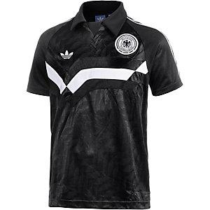 adidas EM 2016 Fußballtrikot Herren schwarz/weiß
