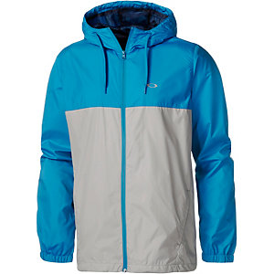 Oakley Foundation Funktionsjacke Herren grau/blau