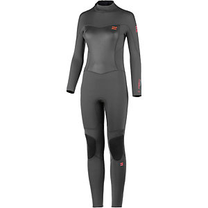 Billabong 3/2mm Synergy BZ Flatlock LS Neoprenanzug Damen schwarz